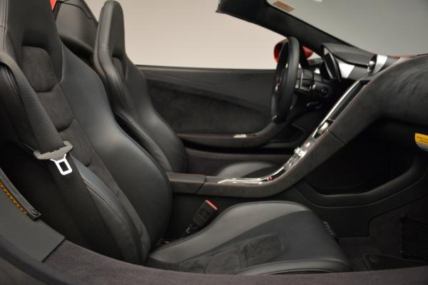 Used 2013 McLaren 12C Spider for sale Sold at Aston Martin of Greenwich in Greenwich CT 06830 26