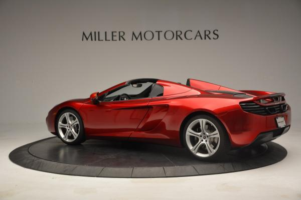 Used 2013 McLaren 12C Spider for sale Sold at Aston Martin of Greenwich in Greenwich CT 06830 4
