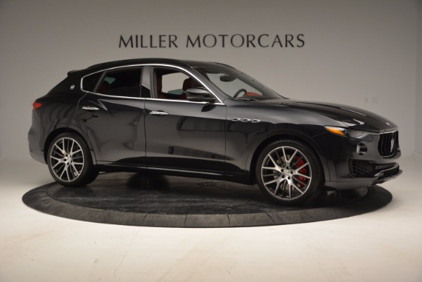Used 2017 Maserati Levante S Q4 for sale Sold at Aston Martin of Greenwich in Greenwich CT 06830 10