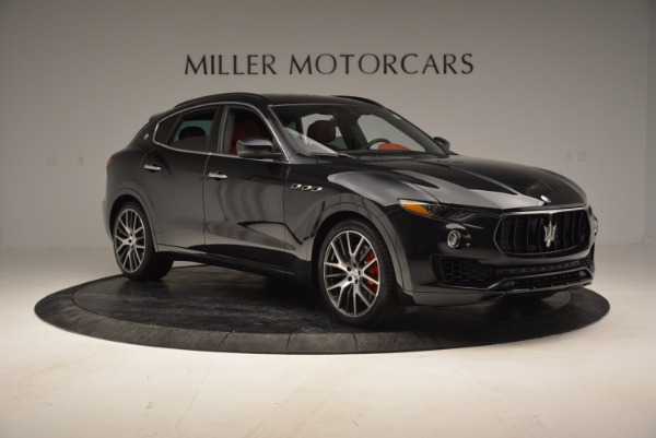 Used 2017 Maserati Levante S Q4 for sale Sold at Aston Martin of Greenwich in Greenwich CT 06830 11