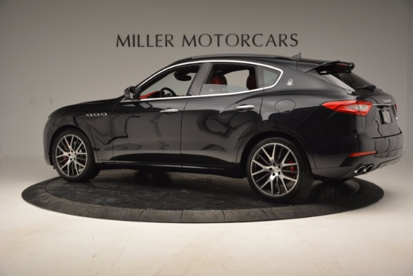 Used 2017 Maserati Levante S Q4 for sale Sold at Aston Martin of Greenwich in Greenwich CT 06830 4