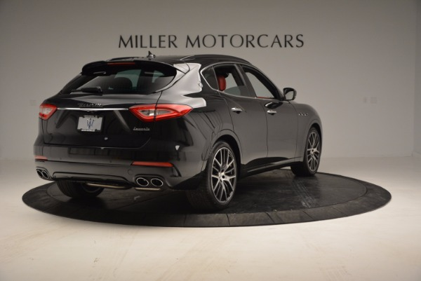 Used 2017 Maserati Levante S Q4 for sale Sold at Aston Martin of Greenwich in Greenwich CT 06830 7