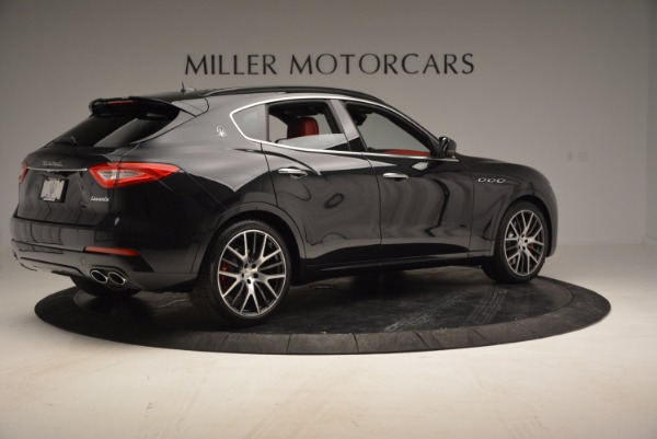 Used 2017 Maserati Levante S Q4 for sale Sold at Aston Martin of Greenwich in Greenwich CT 06830 8
