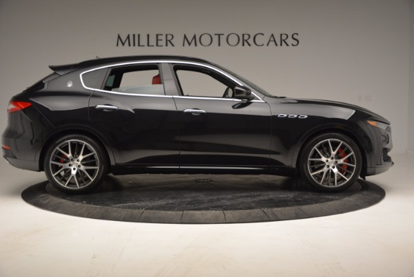 Used 2017 Maserati Levante S Q4 for sale Sold at Aston Martin of Greenwich in Greenwich CT 06830 9