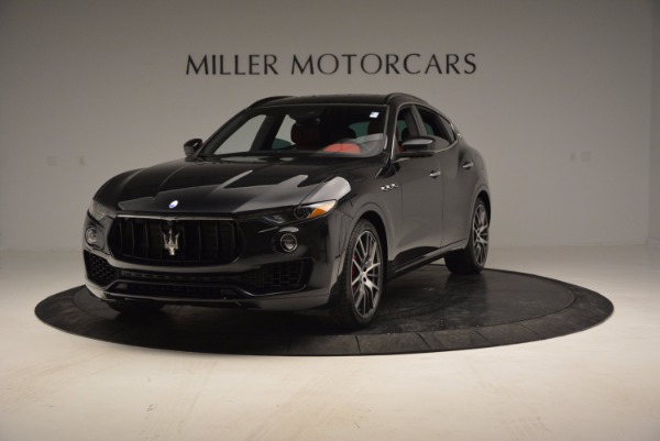 Used 2017 Maserati Levante S Q4 for sale Sold at Aston Martin of Greenwich in Greenwich CT 06830 1