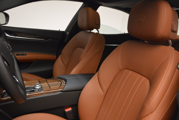 Used 2017 Maserati Ghibli S Q4 for sale Sold at Aston Martin of Greenwich in Greenwich CT 06830 14