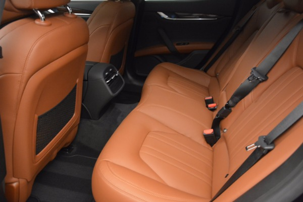 Used 2017 Maserati Ghibli S Q4 for sale Sold at Aston Martin of Greenwich in Greenwich CT 06830 16