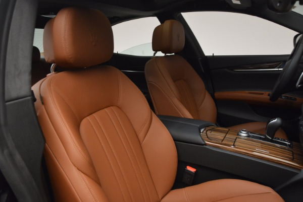 Used 2017 Maserati Ghibli S Q4 for sale Sold at Aston Martin of Greenwich in Greenwich CT 06830 18