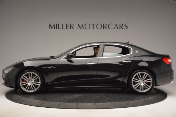 Used 2017 Maserati Ghibli S Q4 for sale Sold at Aston Martin of Greenwich in Greenwich CT 06830 3