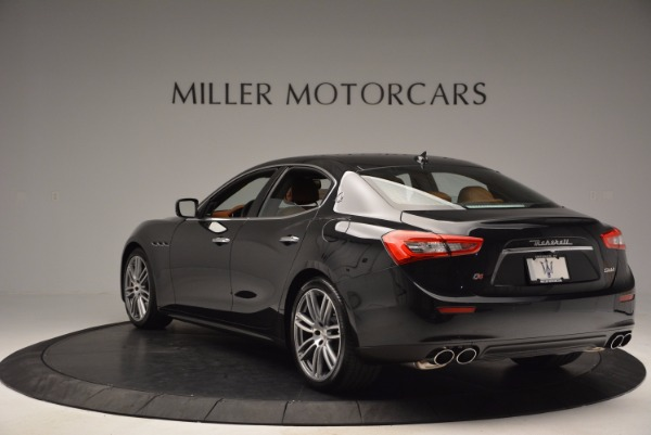 Used 2017 Maserati Ghibli S Q4 for sale Sold at Aston Martin of Greenwich in Greenwich CT 06830 5