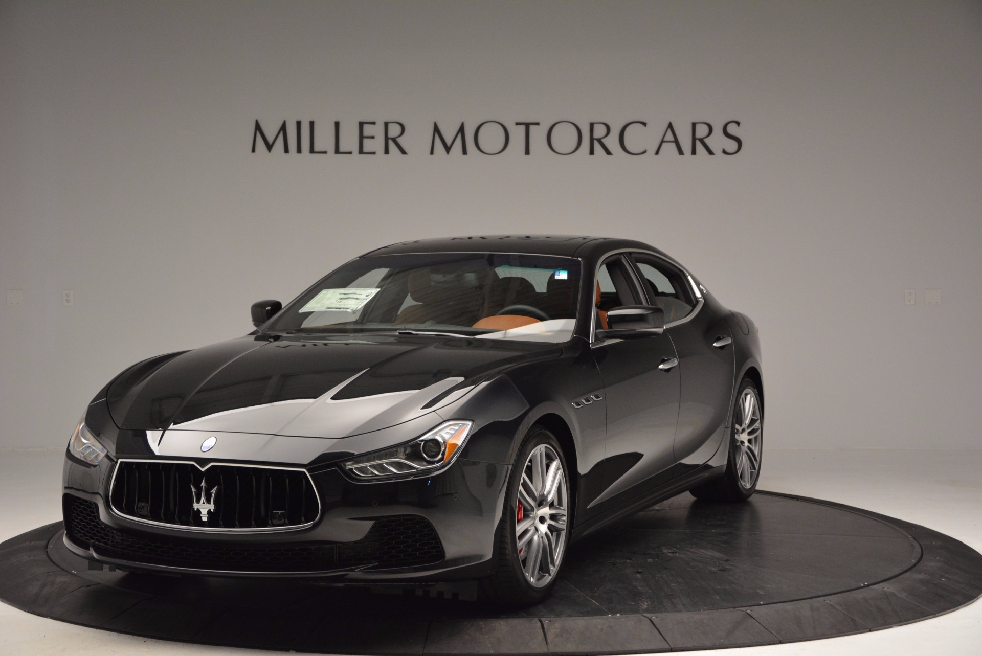 Used 2017 Maserati Ghibli S Q4 for sale Sold at Aston Martin of Greenwich in Greenwich CT 06830 1