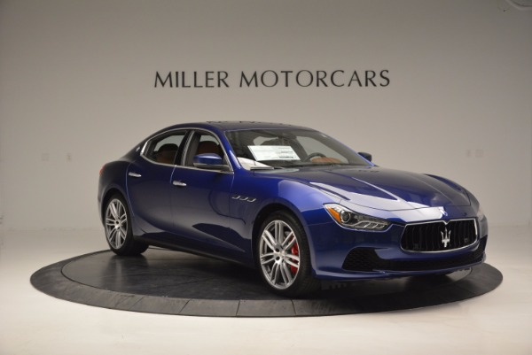 New 2017 Maserati Ghibli S Q4 for sale Sold at Aston Martin of Greenwich in Greenwich CT 06830 11