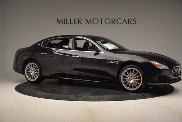 New 2017 Maserati Quattroporte S Q4 GranSport for sale Sold at Aston Martin of Greenwich in Greenwich CT 06830 10