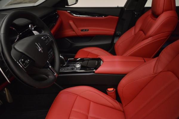 New 2017 Maserati Quattroporte S Q4 GranSport for sale Sold at Aston Martin of Greenwich in Greenwich CT 06830 15
