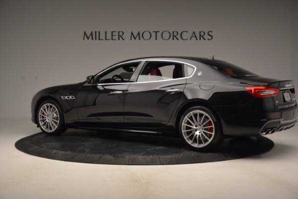 New 2017 Maserati Quattroporte S Q4 GranSport for sale Sold at Aston Martin of Greenwich in Greenwich CT 06830 4