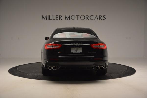 New 2017 Maserati Quattroporte S Q4 GranSport for sale Sold at Aston Martin of Greenwich in Greenwich CT 06830 6