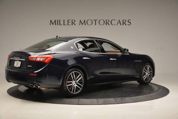 New 2017 Maserati Ghibli S Q4 for sale Sold at Aston Martin of Greenwich in Greenwich CT 06830 8
