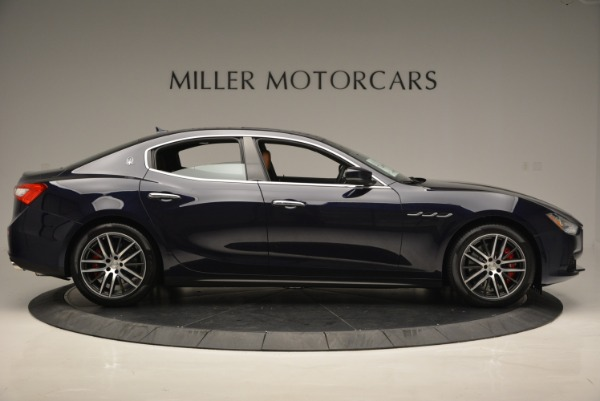 Used 2017 Maserati Ghibli S Q4 for sale $44,900 at Aston Martin of Greenwich in Greenwich CT 06830 9