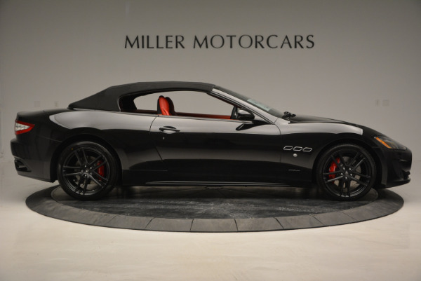 New 2017 Maserati GranTurismo Cab Sport for sale Sold at Aston Martin of Greenwich in Greenwich CT 06830 13