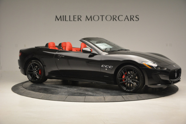 New 2017 Maserati GranTurismo Cab Sport for sale Sold at Aston Martin of Greenwich in Greenwich CT 06830 14