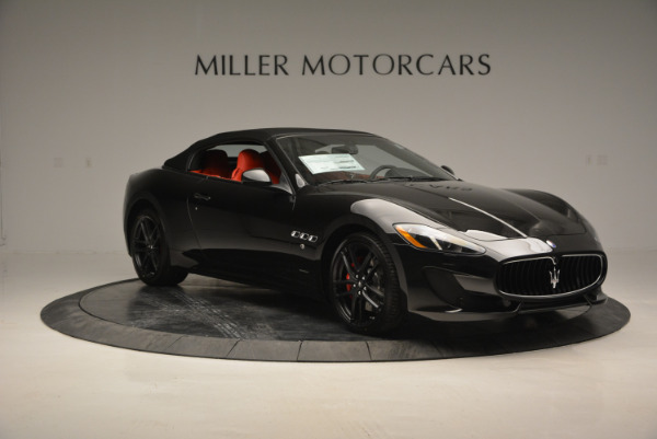 New 2017 Maserati GranTurismo Cab Sport for sale Sold at Aston Martin of Greenwich in Greenwich CT 06830 16