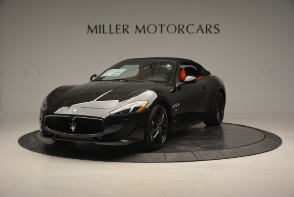 New 2017 Maserati GranTurismo Cab Sport for sale Sold at Aston Martin of Greenwich in Greenwich CT 06830 2