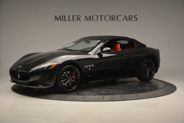 New 2017 Maserati GranTurismo Cab Sport for sale Sold at Aston Martin of Greenwich in Greenwich CT 06830 4