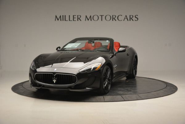 New 2017 Maserati GranTurismo Cab Sport for sale Sold at Aston Martin of Greenwich in Greenwich CT 06830 1