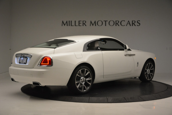 New 2017 Rolls-Royce Wraith for sale Sold at Aston Martin of Greenwich in Greenwich CT 06830 10