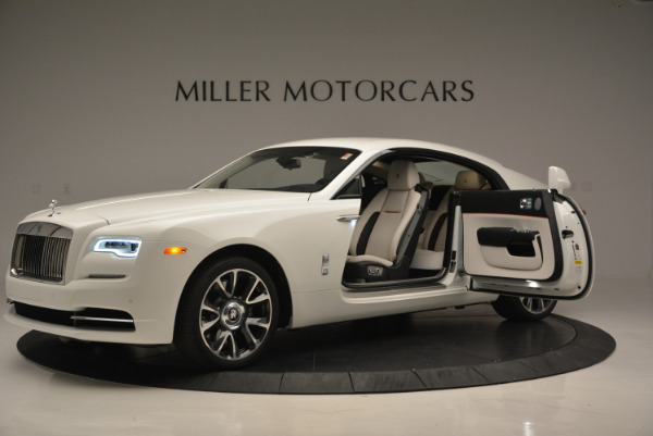 New 2017 Rolls-Royce Wraith for sale Sold at Aston Martin of Greenwich in Greenwich CT 06830 16