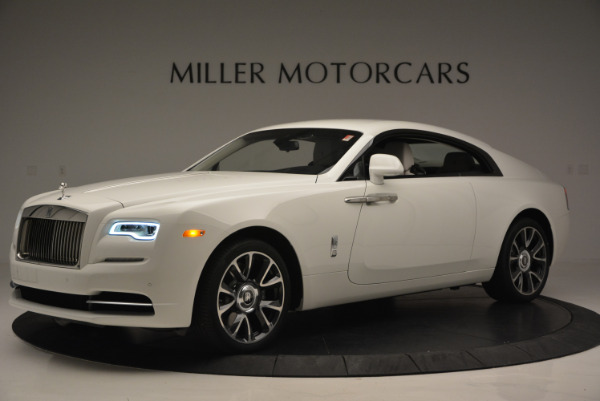 New 2017 Rolls-Royce Wraith for sale Sold at Aston Martin of Greenwich in Greenwich CT 06830 3