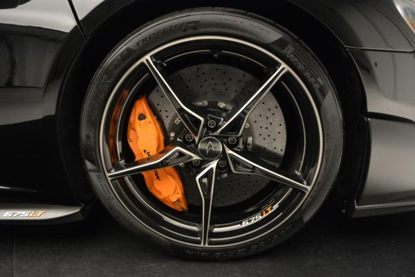 Used 2016 McLaren 675LT for sale Sold at Aston Martin of Greenwich in Greenwich CT 06830 22