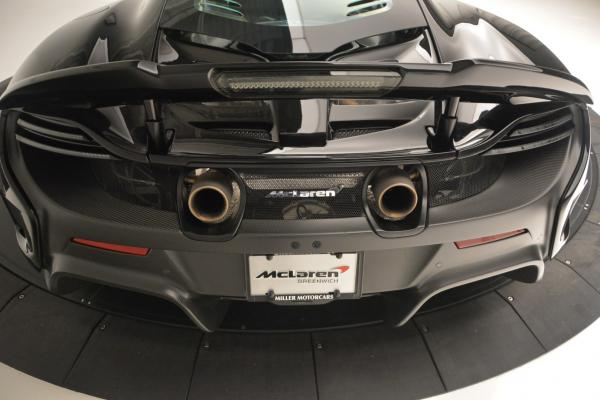 Used 2016 McLaren 675LT for sale Sold at Aston Martin of Greenwich in Greenwich CT 06830 28