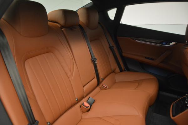 New 2017 Maserati Quattroporte S Q4 for sale Sold at Aston Martin of Greenwich in Greenwich CT 06830 25