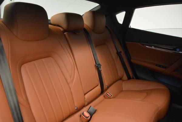 New 2017 Maserati Quattroporte S Q4 for sale Sold at Aston Martin of Greenwich in Greenwich CT 06830 26