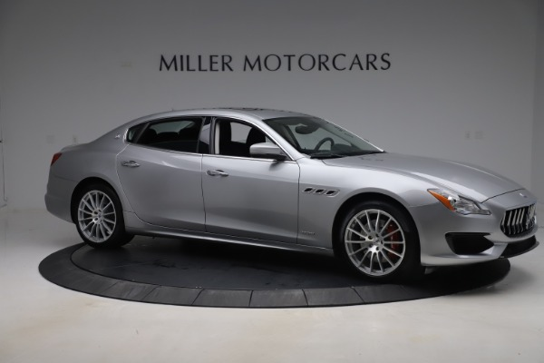 Used 2017 Maserati Quattroporte S Q4 GranSport for sale $59,900 at Aston Martin of Greenwich in Greenwich CT 06830 10