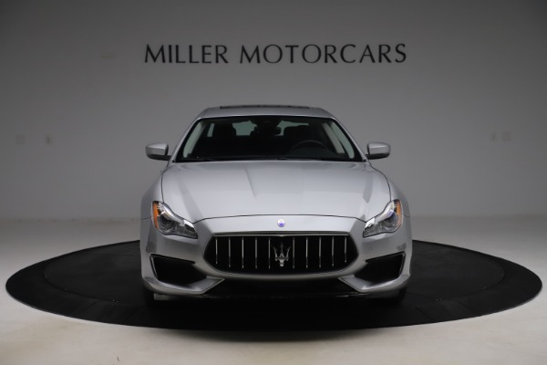 Used 2017 Maserati Quattroporte S Q4 GranSport for sale $59,900 at Aston Martin of Greenwich in Greenwich CT 06830 12