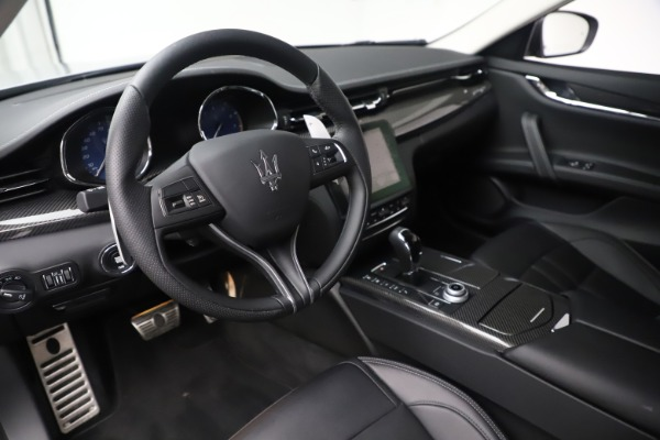 Used 2017 Maserati Quattroporte S Q4 GranSport for sale $59,900 at Aston Martin of Greenwich in Greenwich CT 06830 13