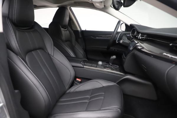 New 2017 Maserati Quattroporte S Q4 GranSport for sale Sold at Aston Martin of Greenwich in Greenwich CT 06830 22