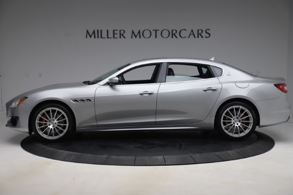 Used 2017 Maserati Quattroporte S Q4 GranSport for sale $59,900 at Aston Martin of Greenwich in Greenwich CT 06830 3