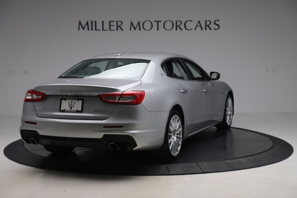 Used 2017 Maserati Quattroporte S Q4 GranSport for sale $59,900 at Aston Martin of Greenwich in Greenwich CT 06830 7