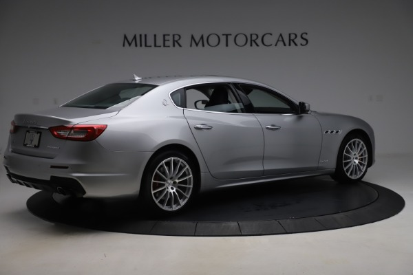 Used 2017 Maserati Quattroporte S Q4 GranSport for sale $59,900 at Aston Martin of Greenwich in Greenwich CT 06830 8