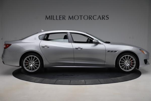 New 2017 Maserati Quattroporte S Q4 GranSport for sale Sold at Aston Martin of Greenwich in Greenwich CT 06830 9