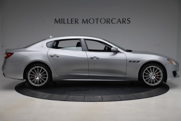 Used 2017 Maserati Quattroporte S Q4 GranSport for sale $59,900 at Aston Martin of Greenwich in Greenwich CT 06830 9