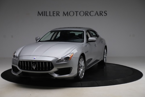 Used 2017 Maserati Quattroporte S Q4 GranSport for sale $59,900 at Aston Martin of Greenwich in Greenwich CT 06830 1