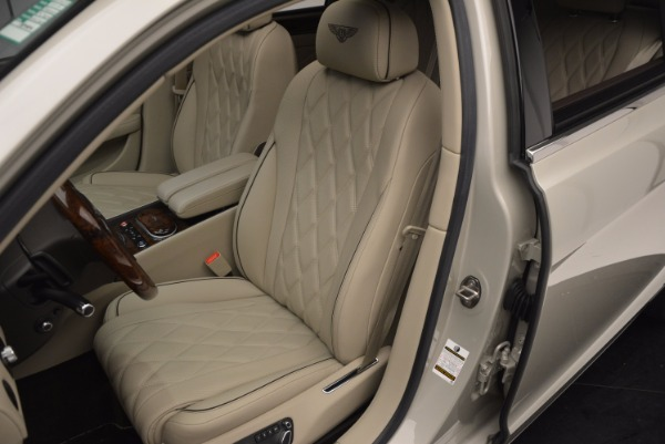 Used 2015 Bentley Flying Spur W12 for sale Sold at Aston Martin of Greenwich in Greenwich CT 06830 23