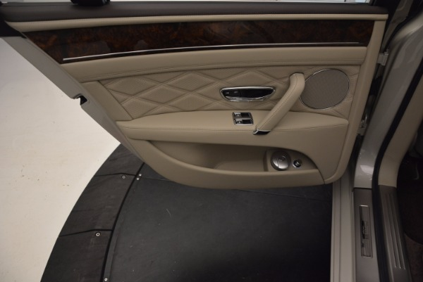 Used 2015 Bentley Flying Spur W12 for sale Sold at Aston Martin of Greenwich in Greenwich CT 06830 27