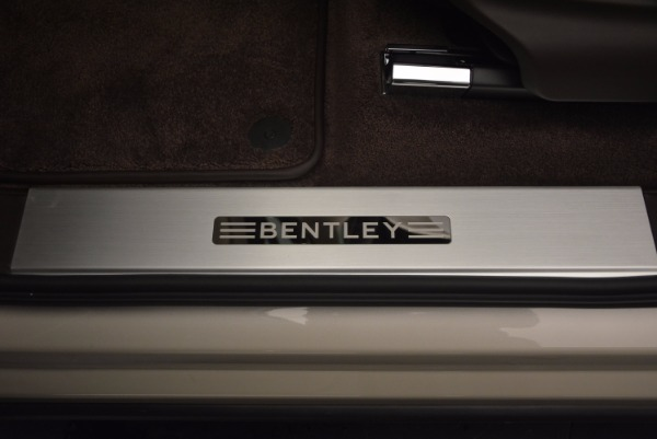 Used 2017 Bentley Bentayga for sale Sold at Aston Martin of Greenwich in Greenwich CT 06830 21