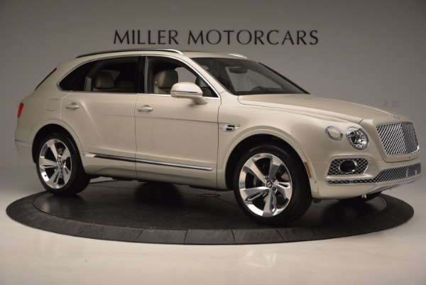 Used 2017 Bentley Bentayga for sale Sold at Aston Martin of Greenwich in Greenwich CT 06830 8