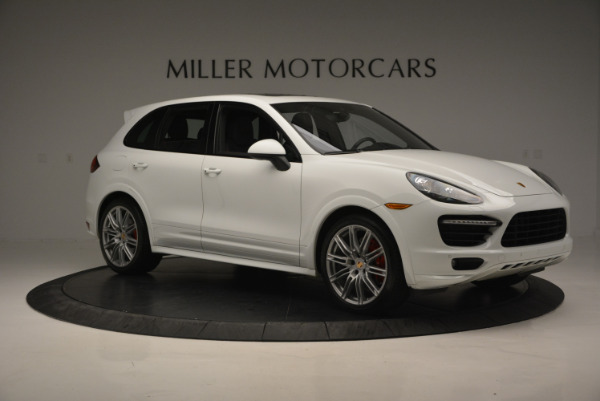 Used 2014 Porsche Cayenne GTS for sale Sold at Aston Martin of Greenwich in Greenwich CT 06830 10